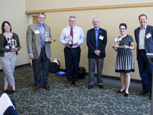 Silver Lantern Award Winners